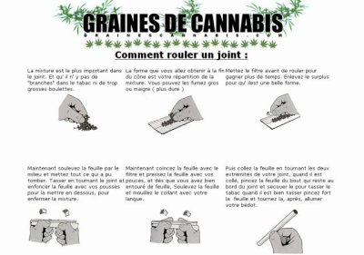 Comment rouler un joint blog de snyk 01 for Faire un joint filasse